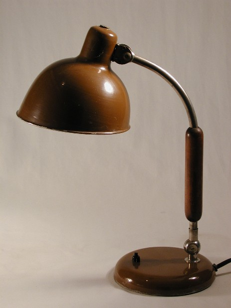functional 30's working lamp bag turgi christian dell
