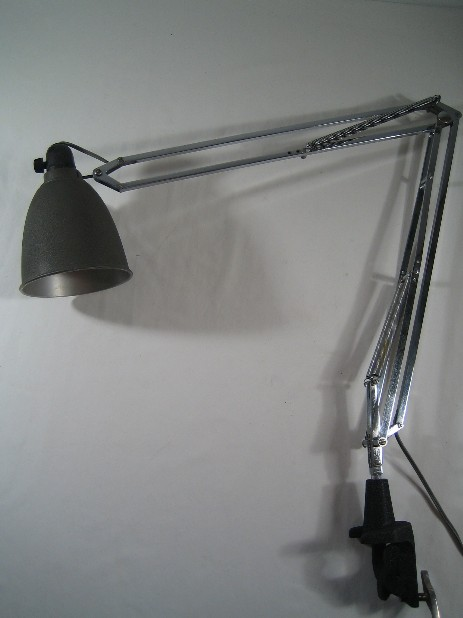 big anglepoise omnifix working lamp bag turgi grün