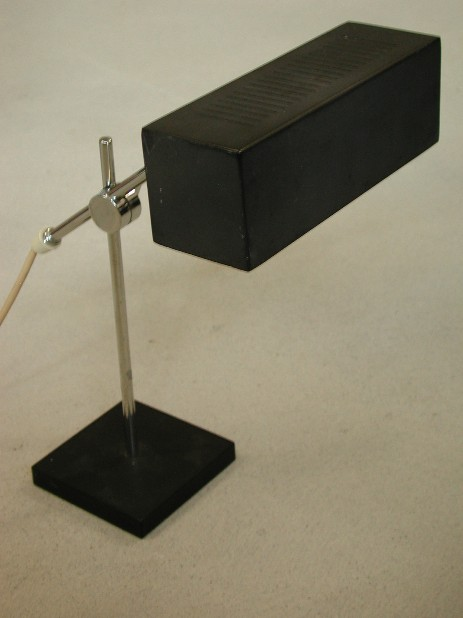 architects lamp small kubist