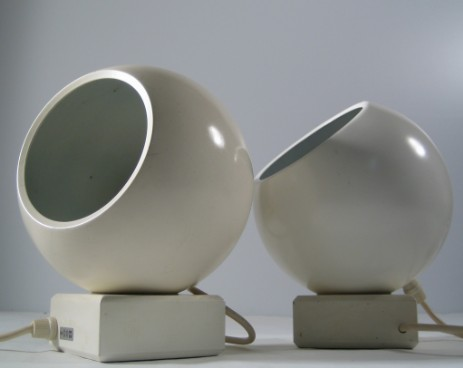 globe spot lamps with magnetic stand
