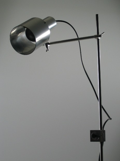 peter nelson 1967 modell fa2 clamp lamp