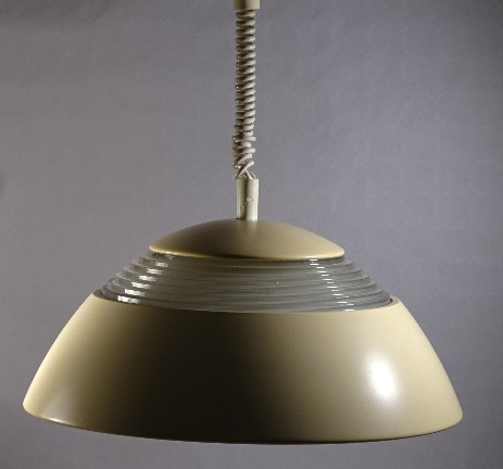 arne jacobsen articulated hanginglamp 1970